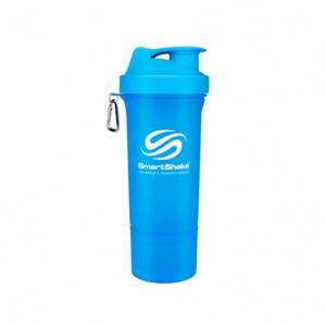 Shaker SmartShake slim albastru 500 ml