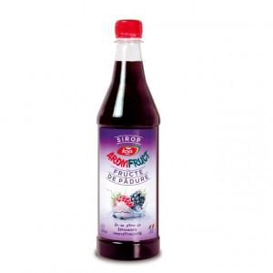 Sirop Aromfruct Fructe de Padure cu Echinacea - 700 ml Fares
