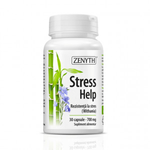 Stress Help 700 mg - 30 cps