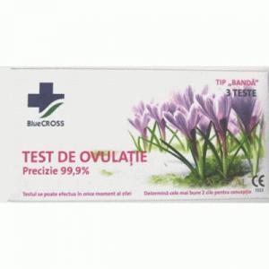 Test ovulatie 5 buc/cut + Test sarcina Gratis