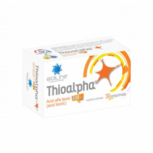 Thioalpha 600 mg - 30 cpr