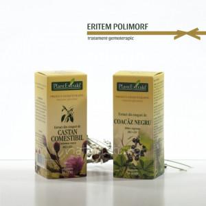Tratament naturist - Eritem polimorf (pachet)