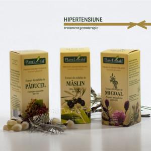 Tratament naturist - Hipertensiune (pachet)