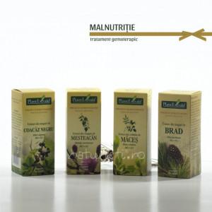 Tratament naturist - Malnutritie (pachet)