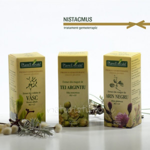Tratament naturist - Nistagmus (pachet)