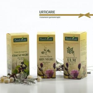 Tratament naturist - Urticarie (pachet)