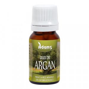 Ulei de Argan presat la rece - 10 ml Adams Vision