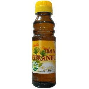 Ulei de Sofranel presat la rece - 100 ml