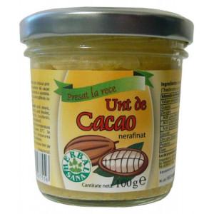 Unt de cacao crud - 100 g