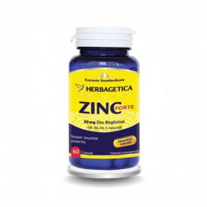 Zinc Forte - 60 cps