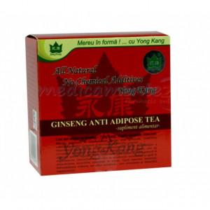 Ceai antiadipos cu ginseng YK - 30 pl