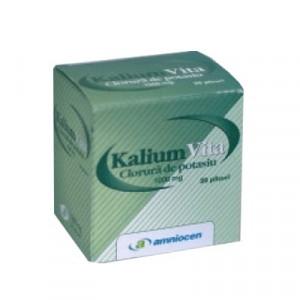 Kalium Vita - 20 plc