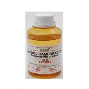 Alcool camforat 10%  - 80 g