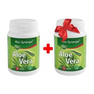 Aloe Vera - 30 cps 1+1 Gratis
