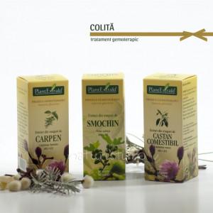Tratament naturist - Colita (pachet)