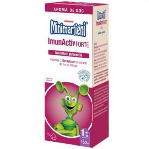 Minimartieni ImunActiv Forte sirop - 150 ml