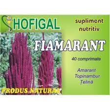 Fiamarant 40 cpr Hofigal