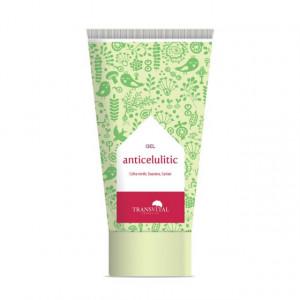 Gel anticelulitic cu cafea verde, guarana si castan - 150 ml