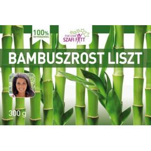 Faina de fibre de bambus - 300 g Szafi Reform