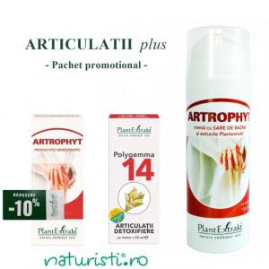Articulatii PLUS - Pachet promotional