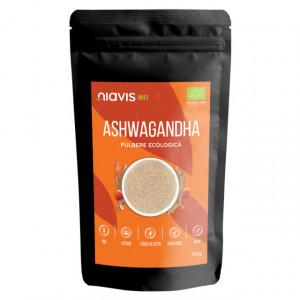 Ashwagandha Pulbere Ecologica (Bio) 125 g