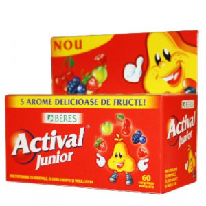 Actival Junior 60 Comprim