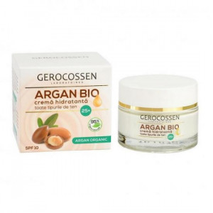 Argan Bio Crema Hidratanta 25+ - 50 ml