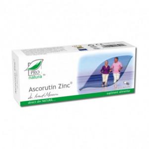 Ascorutin Zinc - 30 cps