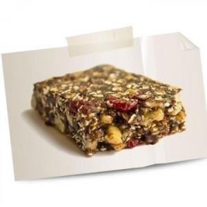 Batonul Nutribon cu migdale - Cutie 24 batoane