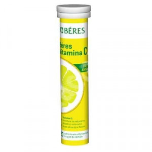 Beres Vitamina C - 20 cpr efervescente