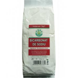 Bicarbonat de sodiu - 1 kg Herbavit