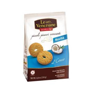 Biscuiti cu cocos - 250g - Le Veneziane