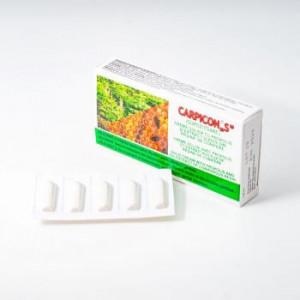 Carpicon S Supozitoare 1 g blister - 10 buc