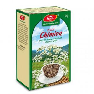 Ceai Chimion - Fructe D117 - 50 gr Fares