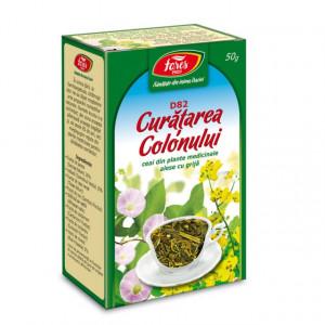 Ceai Curatarea Colonului D82 - 50 gr Fares