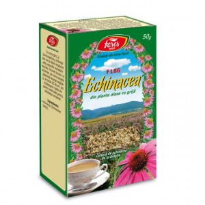 Ceai Echinacea - Iarba F186 - 50 gr Fares