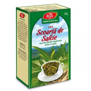Ceai Salcie - Scoarta - 50 gr Fares