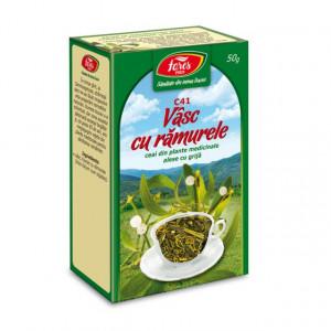 Ceai Vasc cu Ramurele C41 - 50 gr Fares