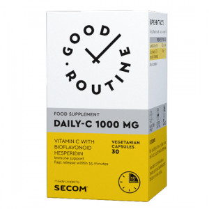 Daily C 1000 mg - 30 cps