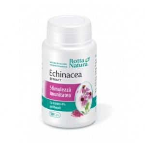 Echinacea + Vitamina C + Seleniu + Zinc - 30 cps