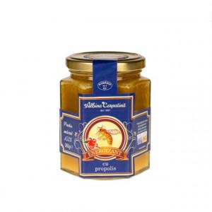 Energizant cu miere si propolis - 360 g