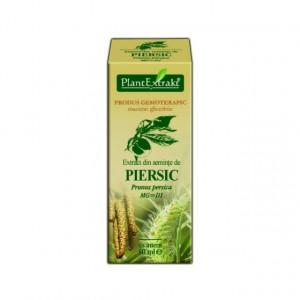 Extract din seminte de piersic (PRUNUS PERSICA)
