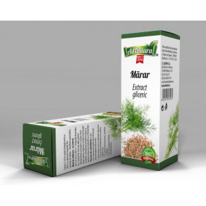 Extract Gliceric Marar - 50 ml