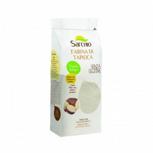 Faina de tapioca fara gluten, BIO Sarchio - 250g