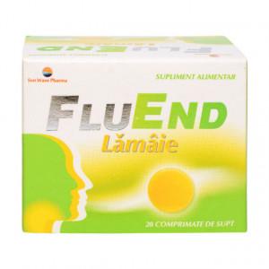 Fluend Lamaie - 20 dropsuri