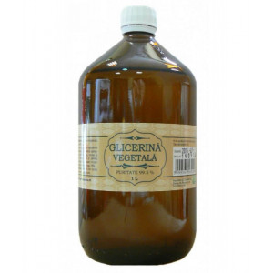 Glicerina vegetala puritate 99.5% - 1L
