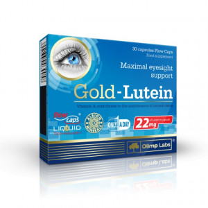 Gold Lutein - 30 cps