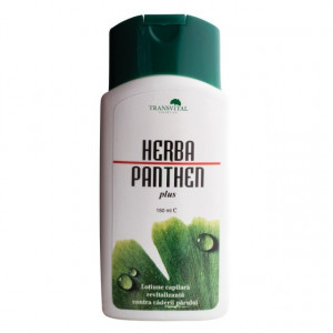Herba Panthen Plus - Lotiune Capilara - 150 ml
