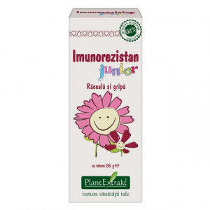 Imunorezistan Junior 135 ml