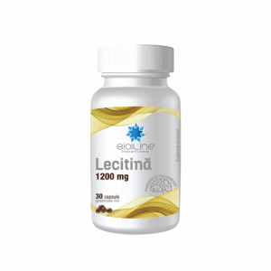 Lecitina 1200 mg - 30 cps